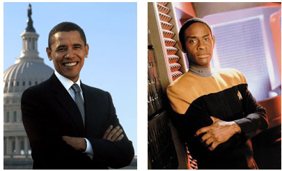 Barack and Tuvok - separated at birth?