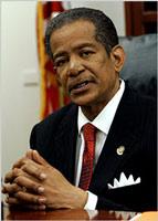 Frank Melton, Jackson, MS Mayor